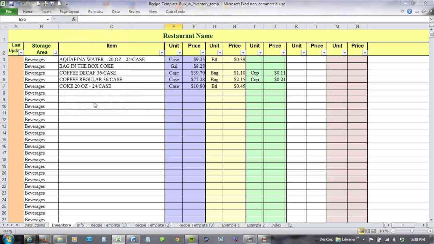 Invoice excel document self adjusting date french