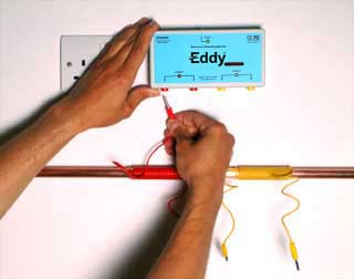 eddy electronic water descaler installation manual