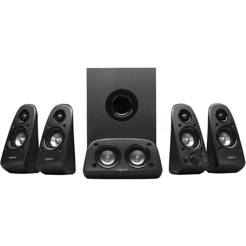 logitech 5.1 surround sound speakers z506 manual