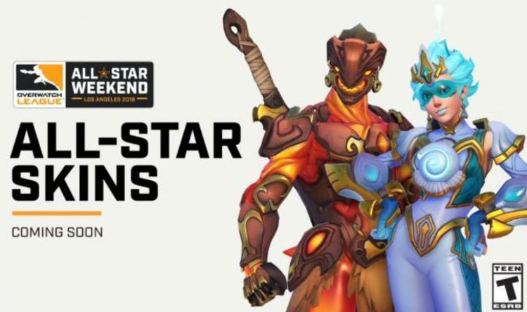 Overwatch how to get stars
