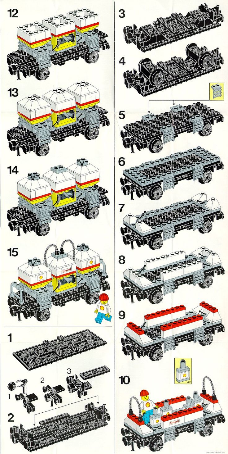 Lego 9689 building instructions pdf