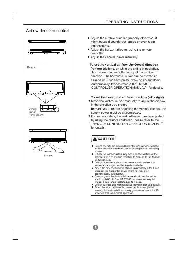 Carrier xpression remote control manual