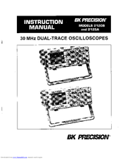 Bk precision 2120b service manual