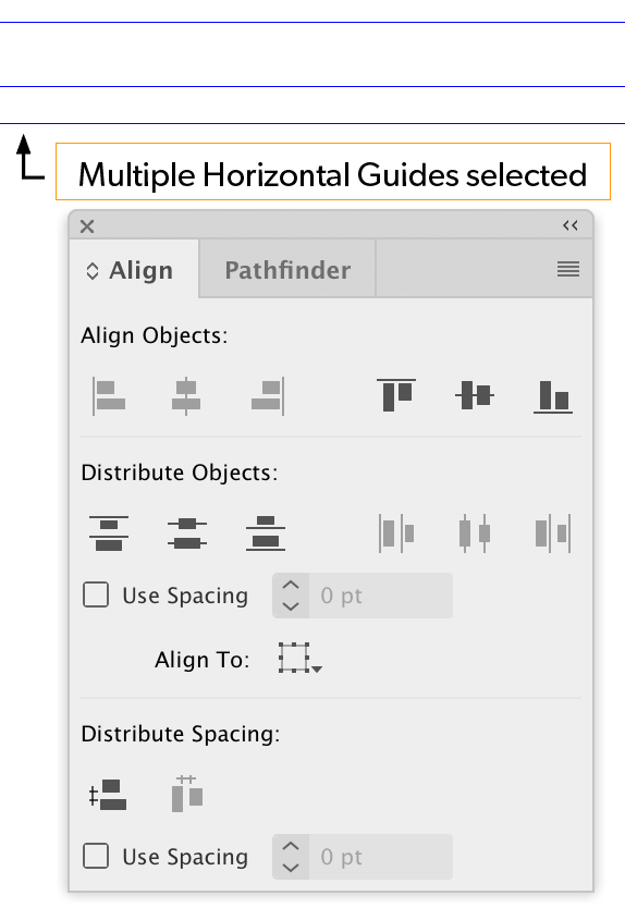 Indesign smart guides greyed out