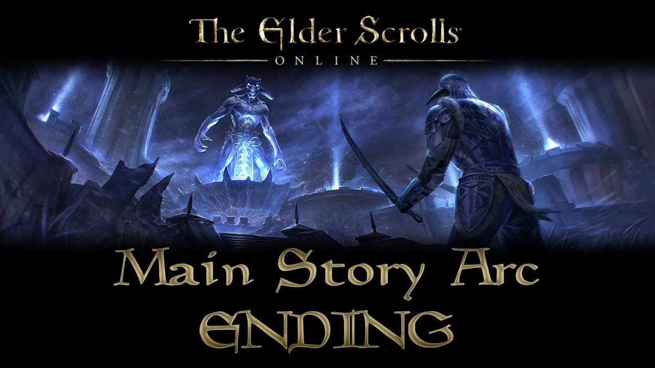 Eso how to play main story