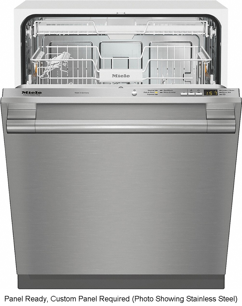 miele fully integrated dishwasher manual