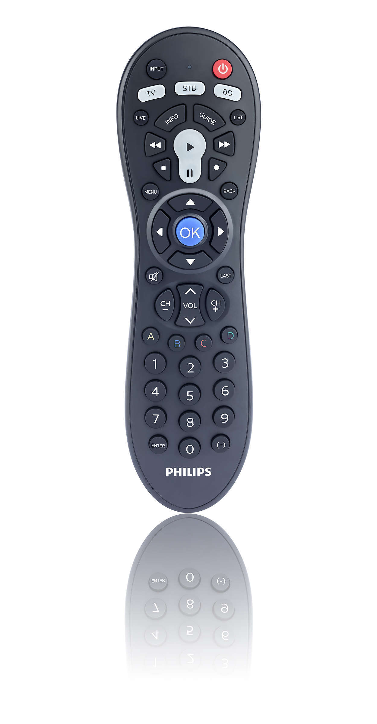 philips universal remote instructions