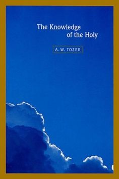Tozer on holy spirit pdf