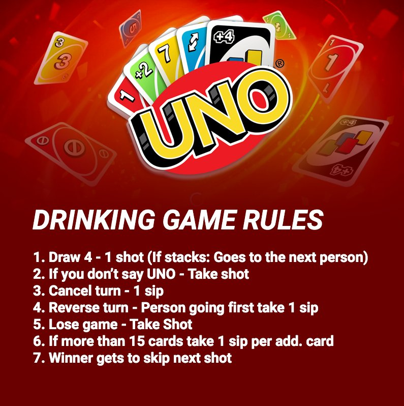 uno colors rules instructions